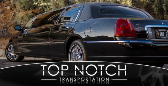 Top Notch - Phoenix, AZ limo and car service rates