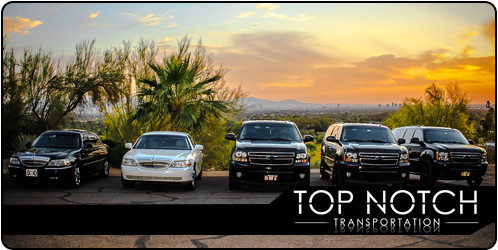 Top Notch Transportation California Services