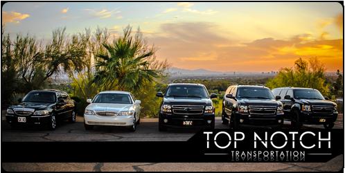 Top Notch Transportation California Services