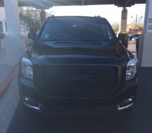 Front of our 2015 Denali - TNT VIP 2