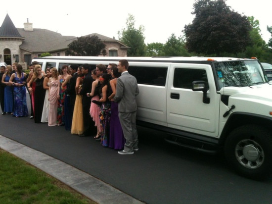 Phoenix Hummer Limo for Prom - TNT