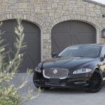 Jaguar XJL - part of the Top Notch Transportation fleet in Phoenix