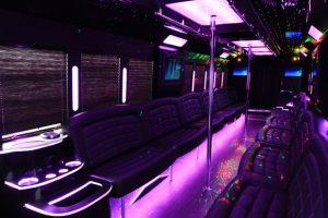 Party Bus in Pheonix, AZ - interior 5