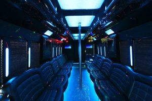 Party Bus in Pheonix, AZ - interior 6