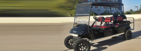 Old Town Scottsdale Free Golf Cart Rides