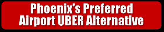 Phoenix Sky Harbor Airport Uber Alternative- take a limo