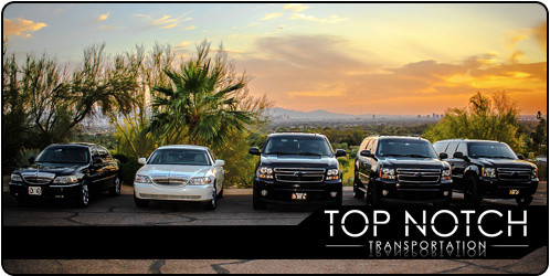 Phoenix Limousine and Car Service - Top Notch Transportation