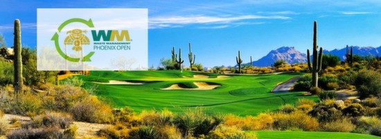 Limo provider for Waste Management Phoenix Open