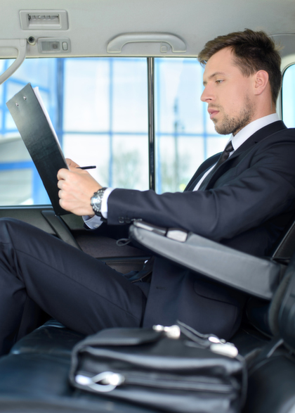 Corporate and executive car service in Phoenix