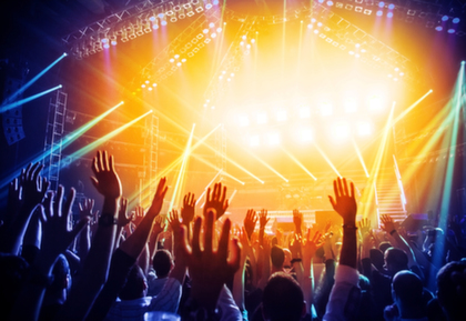 Concert Limo Service in the Phoenix Valley