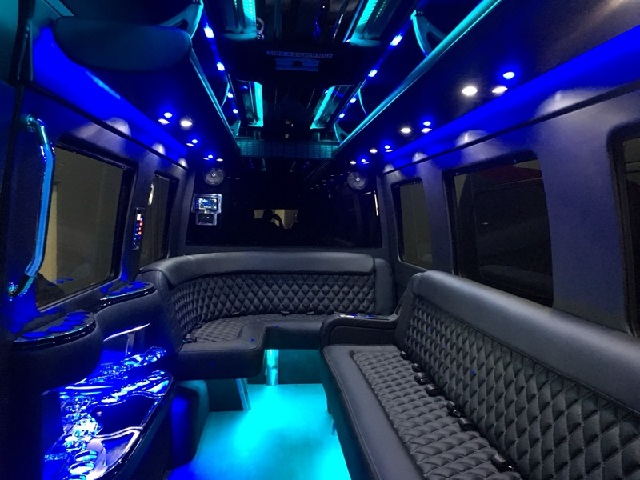 luxury sprinter rental phoenix az