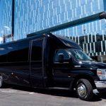 Party Bus Phoenix exterior