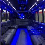 Party Bus Phoenix interior 1