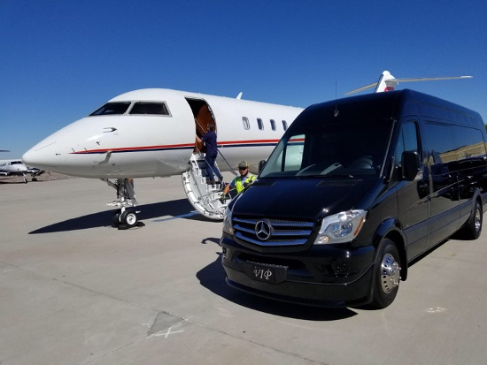 Sprinter Sky Harbor Airport transfer