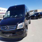 Sprinter SUV chauffeur Sky Harbor Airport