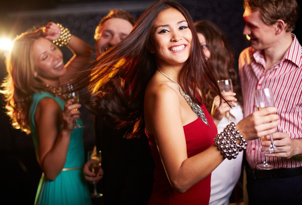 Dancing and Parties in Phoenix - chauufeur, limousine and designated driver service