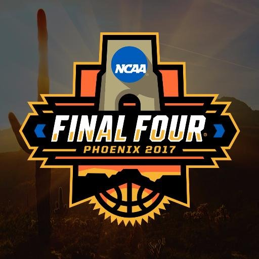 Final Four Phoenix 2017 logo - need transportation or car service?