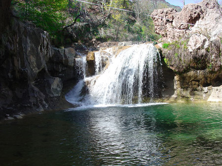 Fossil Creek - Camp Verde swimming holes in Arizona