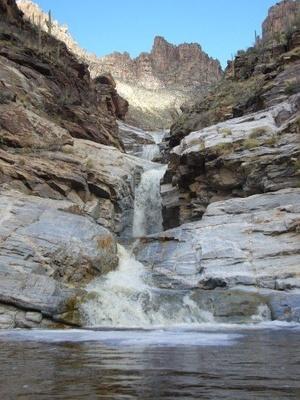 Seven Falls - Tucson - best swimming spots in Arizona