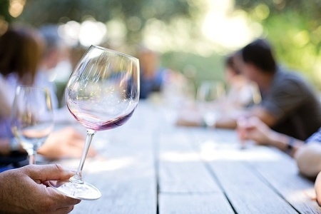 Wine tasting session - Arizona wine tours, wineries and wine country