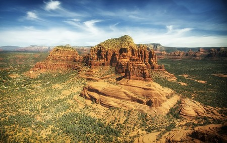 Sedona landscape - Sedona sightseeing places