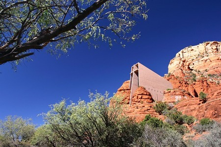 Chapel of the Cross - Sedona Sightseeing Tour