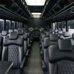 bus rental phoenix az interior