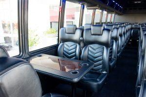 group transportation phoenix interior