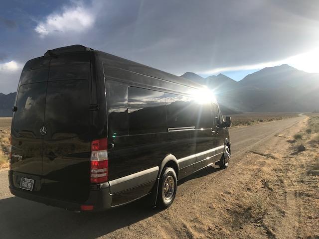 Party bus Phoenix by Top Notch Transportation