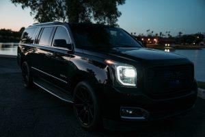 limousine phoenix denali suv exterior 1
