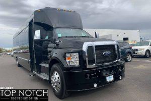 2019 Party Bus Phoenix and Scottsdale exterior - 34 passenger 1