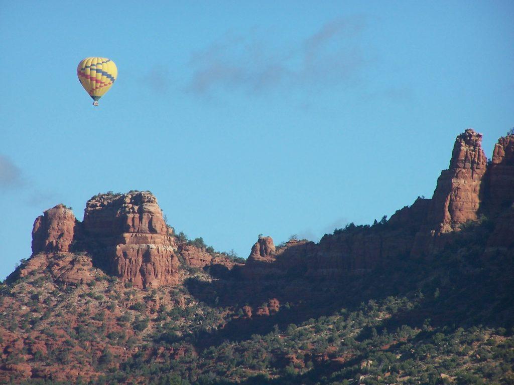 Sedona Tours from Phoenix Hot Air Balloon