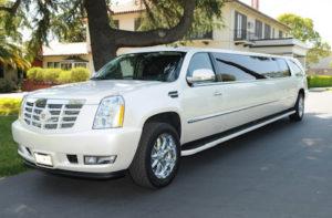 Phoenix Cadillac Escalade Limo exterior 1